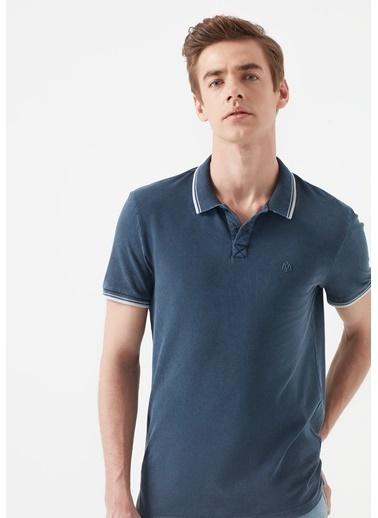 Mavi Erkek  Polo Tişört 065932-18790 İndigo
